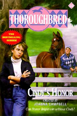 Thoroughbred #23 Cindy's Honor Cover Image
