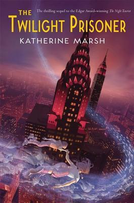 The Twilight Prisoner Cover