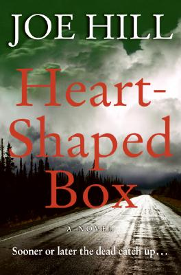 Heart-Shaped Box Cover