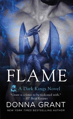 Flame: A Dark Kings Novel Cover Image
