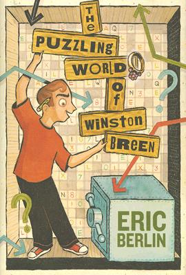 The Puzzling World of Winston Breen Cover