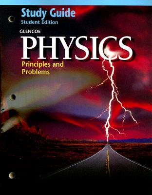 Physics Study Guide: Principles and Problems Cover Image