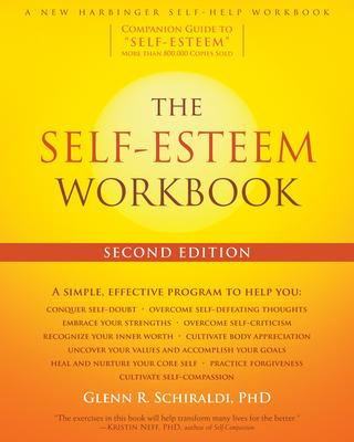 The Self-Esteem Workbook Cover Image