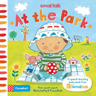 Small Talk: At the Park Cover Image