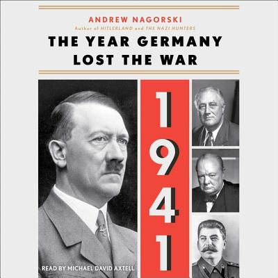 1941: The Year Germany Lost the War Cover Image
