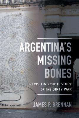 Cover for Argentina's Missing Bones