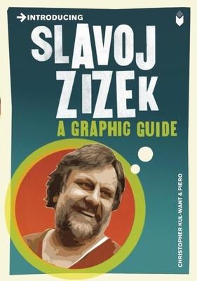 Cover for Introducing Slavoj Zizek