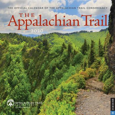 The Appalachian Trail 2020 Wall Calendar Cover Image