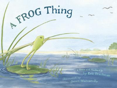 A Frog Thing [With CD] Cover