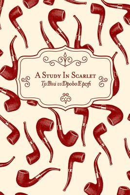 A Study in Scarlet: Sherlock Holmes Cover Image