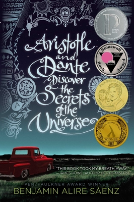 image for Aristotle and Dante Discover the Secrets of the Universe (AUDIO)