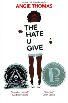 The Hate U Give Cover Image