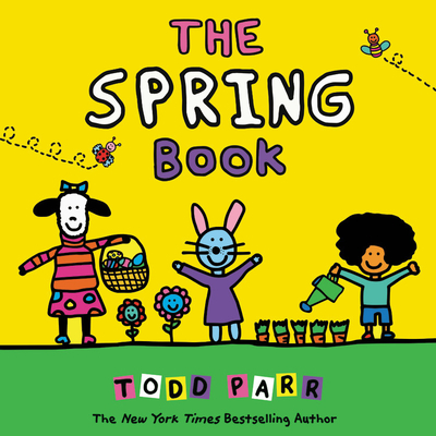 The Spring Book Cover Image