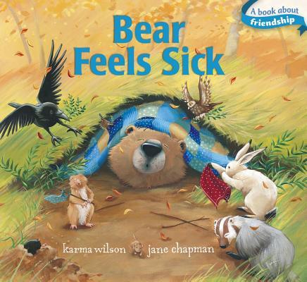 Bear Feels Sick Cover
