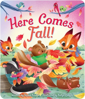 Here Comes Fall! Cover Image