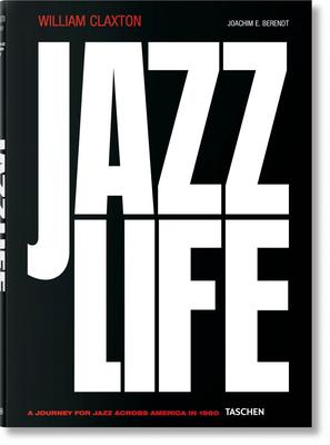 William Claxton. Jazzlife Cover Image