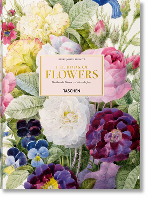 Redouté. the Book of Flowers Cover Image