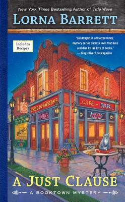 A Just Clause (A Booktown Mystery #11) Cover Image