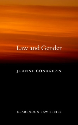 Law and Gender (Clarendon Law) Cover Image