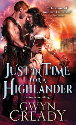 Just in Time for a Highlander Cover