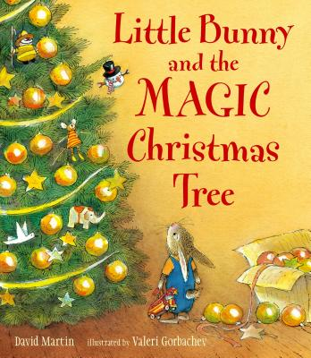 Little Bunny and the Magic Christmas Tree Cover
