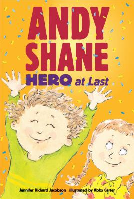 Andy Shane, Hero at Last Cover