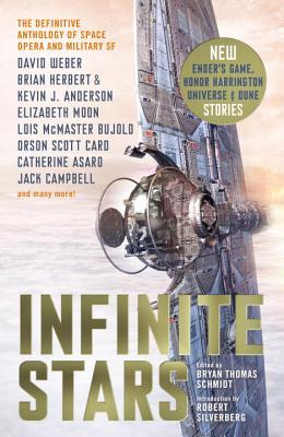 Infinite Stars Cover Image