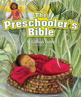 The Preschooler's Bible Cover Image