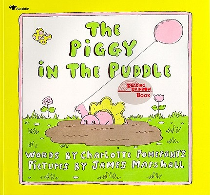 The Piggy in the Puddle Cover