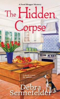 The Hidden Corpse (A Food Blogger Mystery #2) Cover Image