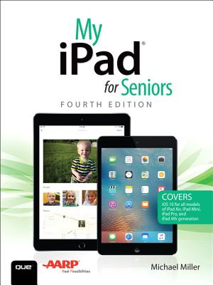 My iPad for Seniors (My...) Cover Image