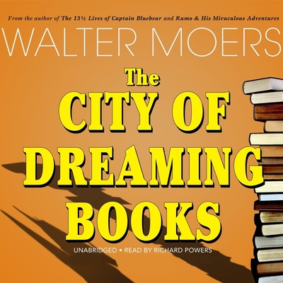 The City of Dreaming Books (Zamonia #3) Cover Image