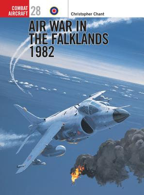 Air War in the Falklands 1982 Cover Image