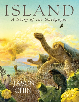 Island: A Story of the Galápagos Cover Image