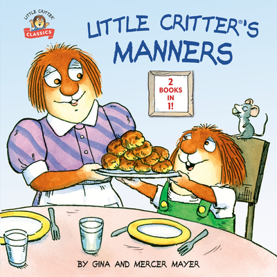 Little Critter's Manners Cover Image