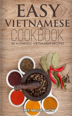 Easy Vietnamese Cookbook Cover Image