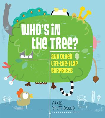 Cover for Who's in the Tree?
