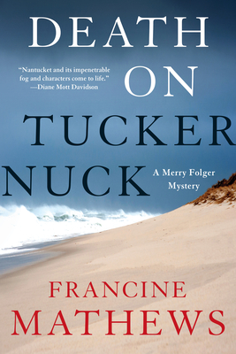 Cover for Death on Tuckernuck (A Merry Folger Nantucket Mystery #6)