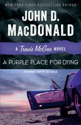 A Purple Place for Dying Cover