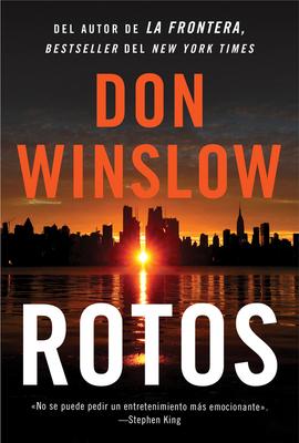 Broken \ Rotos (Spanish edition) Cover Image
