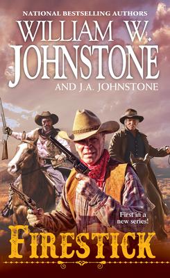 Firestick (A Firestick Western #1) Cover Image