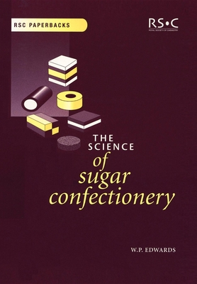 The Science of Sugar Confectionery Cover
