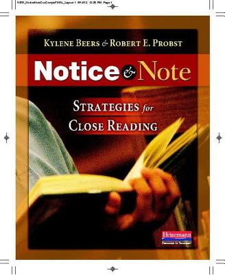 Notice & Note Cover