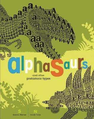 Alphasaurs and Other Prehistoric Types Cover