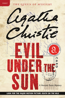 Evil Under the Sun (Hercule Poirot Mysteries #23) Cover Image