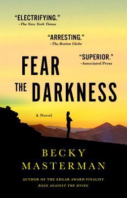 Fear the Darkness: A Novel (Brigid Quinn Series #2) Cover Image