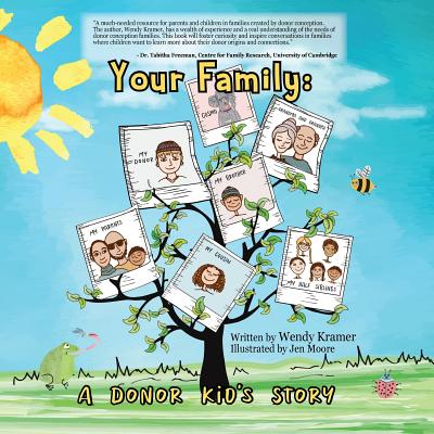 Your Family: A Donor Kid's Story Cover Image