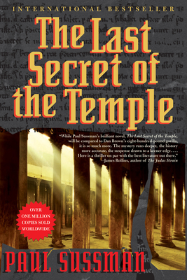 The Last Secret of the Temple Cover