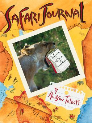 Safari Journal Cover