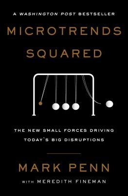 Microtrends Squared: The New Small Forces Driving Today's Big Disruptions Cover Image